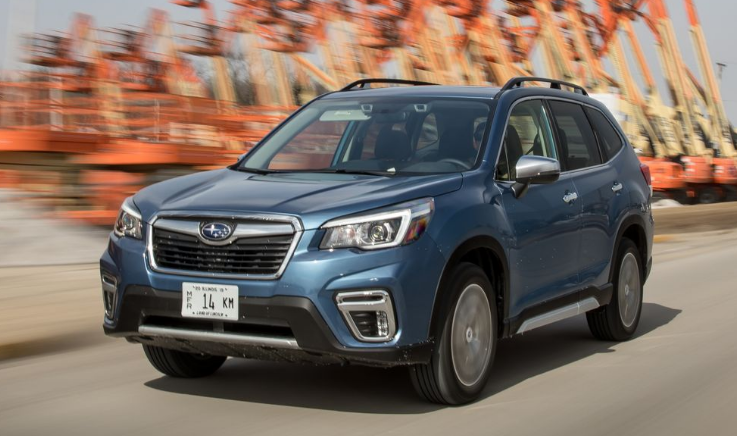 2021 subaru forester hybrid mpg release date colors