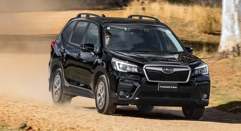 2021 subaru forester hybrid release date colors changes