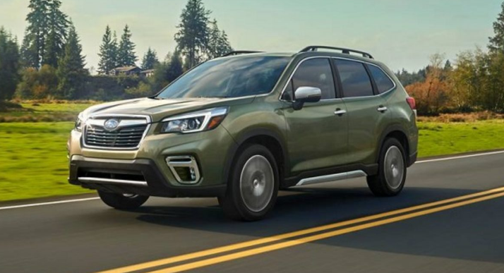 2021 Subaru Forester Release Date, Colors, Changes ...