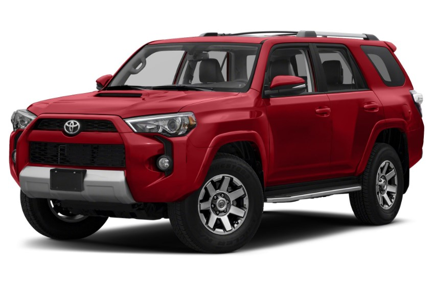 2020 Toyota 4Runner Limited changes