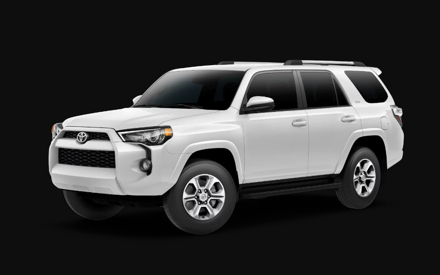 2020 Toyota 4Runner Limited release date