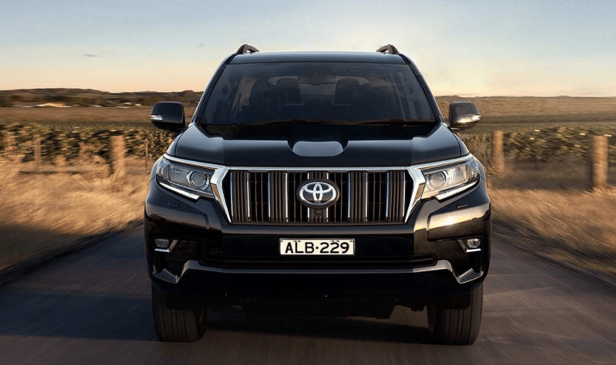 2020 Toyota Land Cruiser Prado Colors, Release Date ...