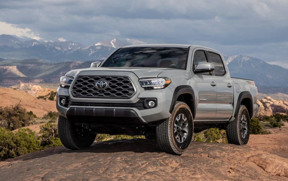 2020 toyota tacoma extra cab colors release date