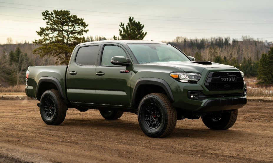 2020 toyota tacoma trd pro colors, release date, changes