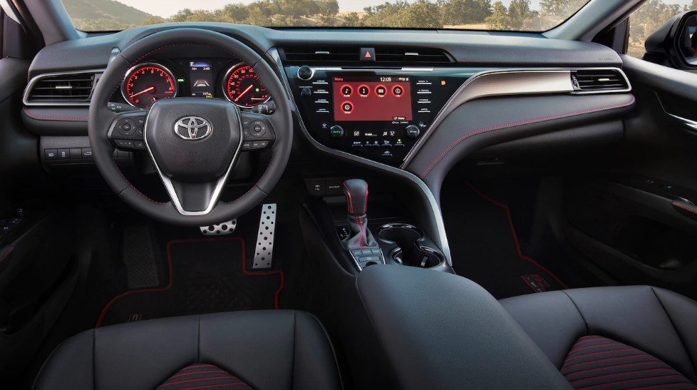 2020 Toyota Camry TRD Colors, Release Date, Interior ...