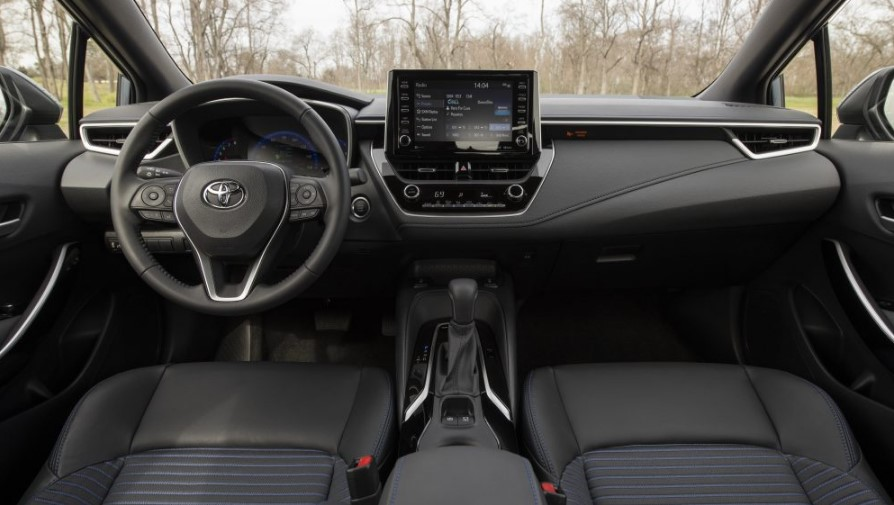 2020 toyota corolla nightshade colors changes price