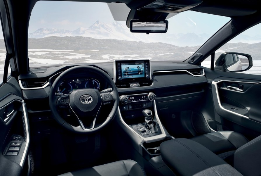 2021 Toyota Rav4 Limited Colors  Release Date  Interior