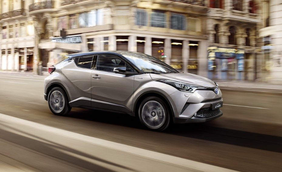 2020 Toyota C-HR Crossover Colors, Release Date, Interior ...