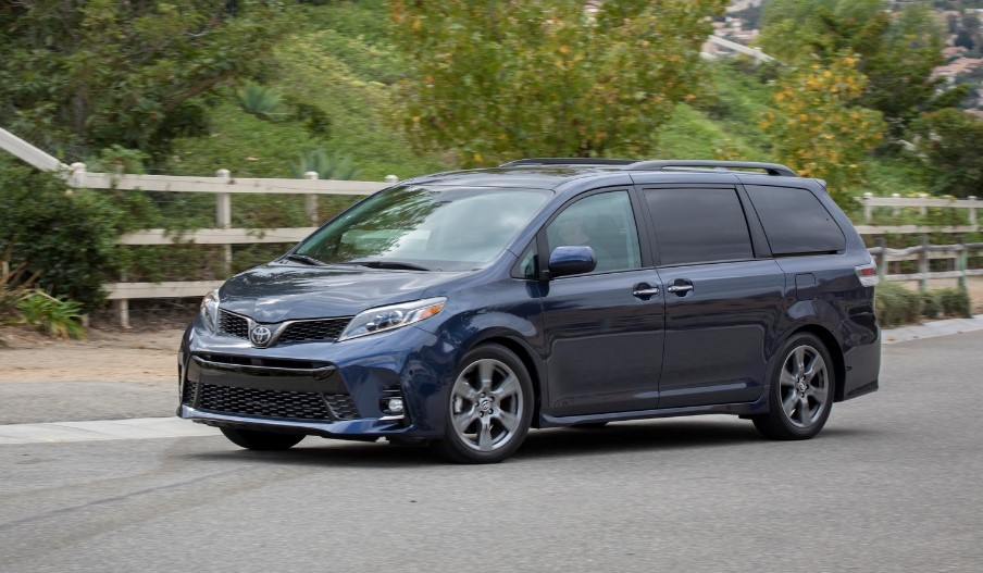 2020 toyota sienna van colors release date interior changes price 2020 2021 cars 2020 2021 cars