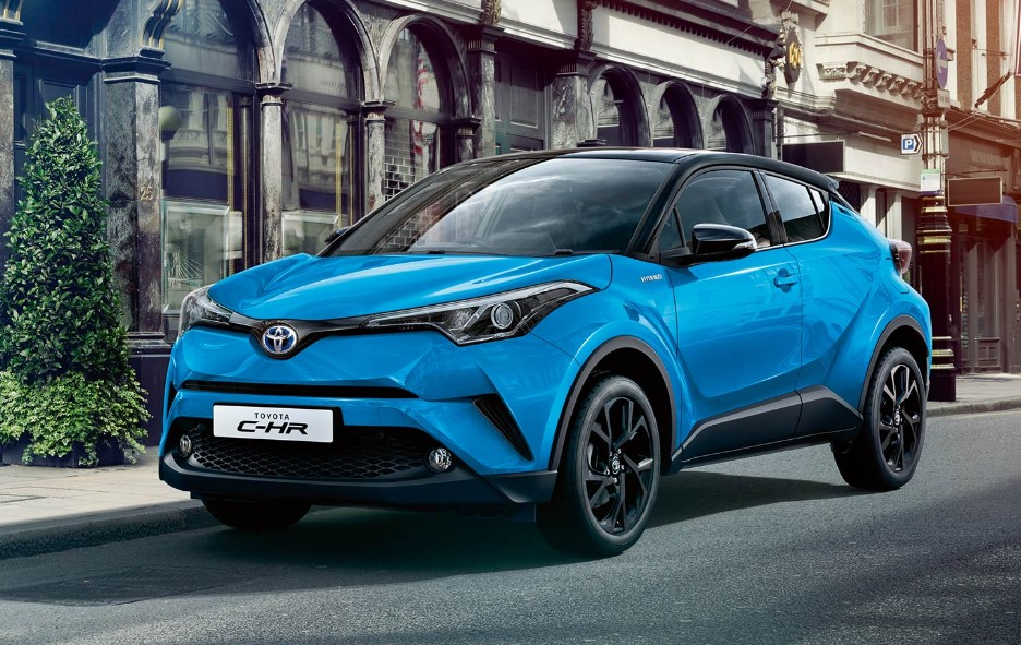 2020 Toyota C-HR Electric Colors, Release Date, Interior ...