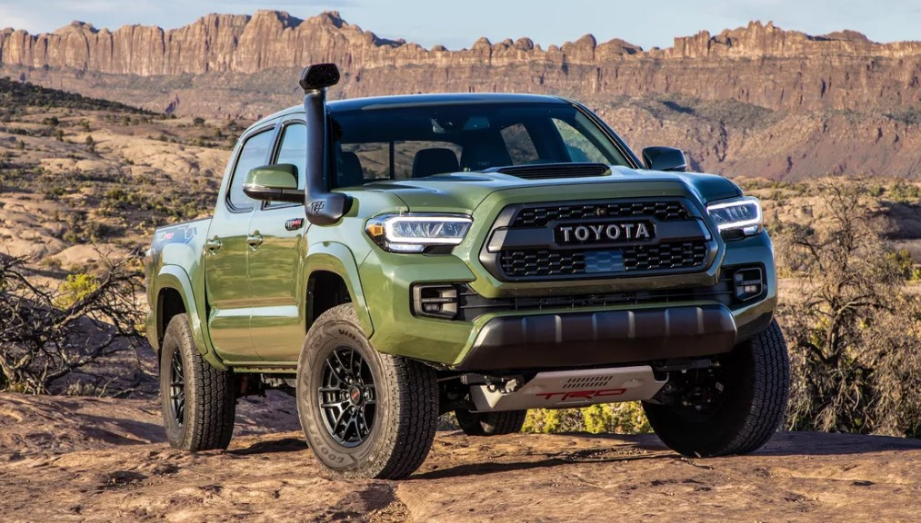 2020 Toyota Tacoma Trd Pro Army Green Colors Release Date Manual Guide