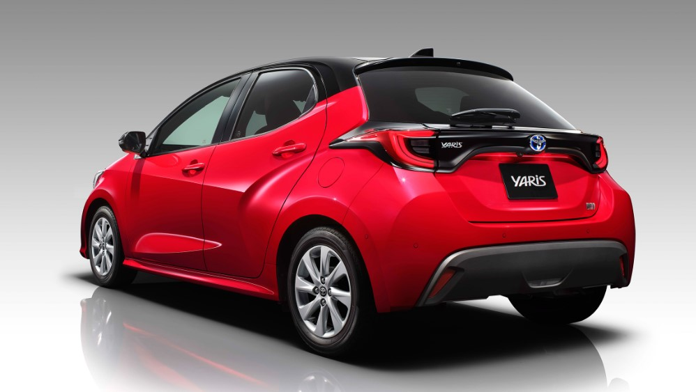 2021 toyota yaris hybrid colors, release date, interior