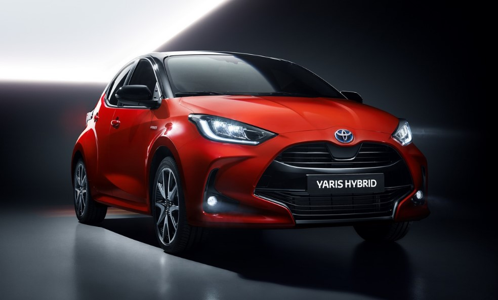 2021 toyota yaris hybrid colors  release date  interior  changes  price