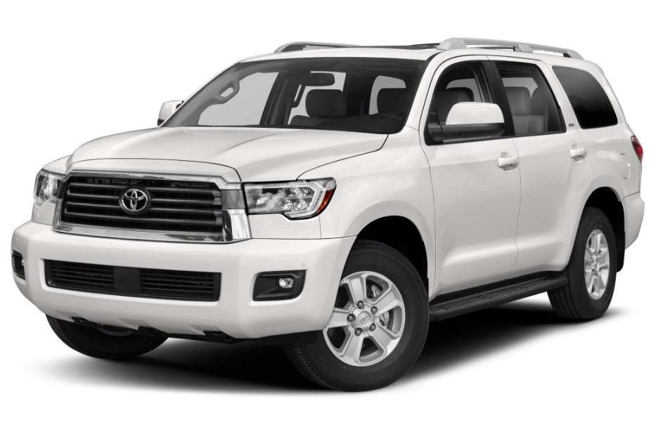 2021 toyota sequoia platinum colors release date