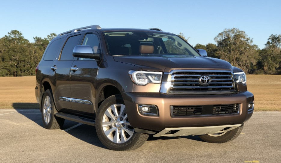 2021 toyota sequoia sport colors release date interior