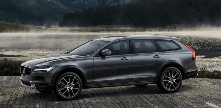2020 volvo v90 cross country release date changes price