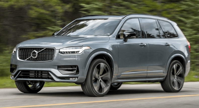 2020 volvo xc90 t8 colors release date interior changes