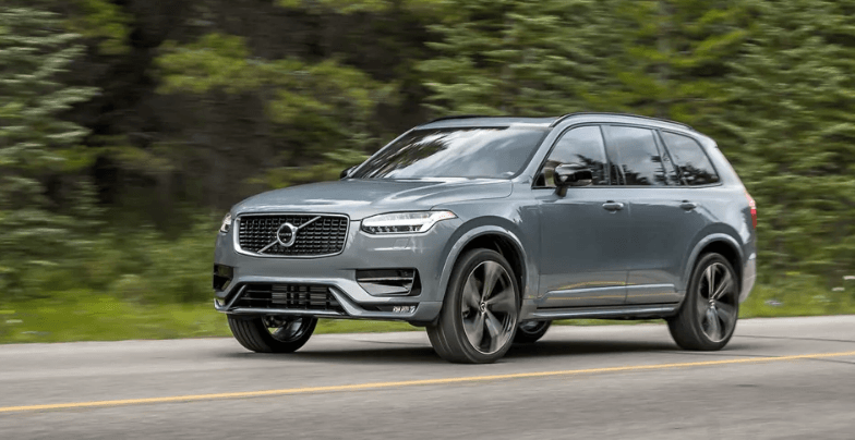 when is the 2020 volvo xc90 coming out  2020  2021 cars