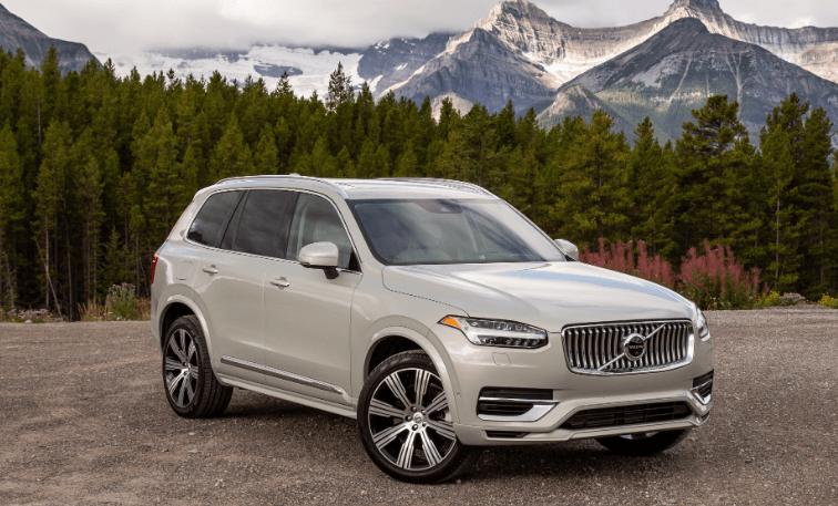 2020 Volvo XC90 3RD ROW Colors, Release Date, Interior ...