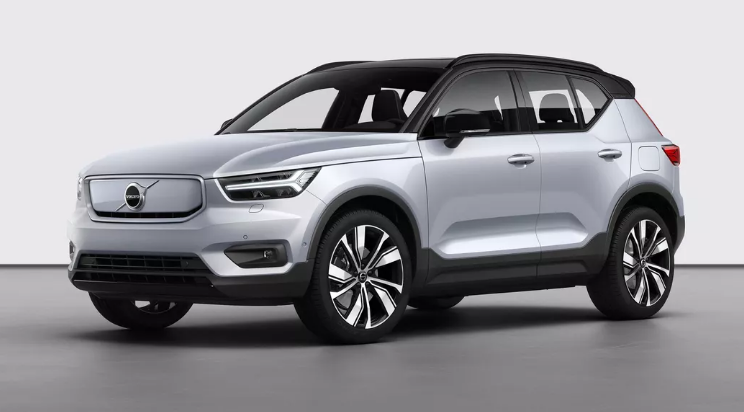 2021 volvo xc40 hp colors interior release date specs