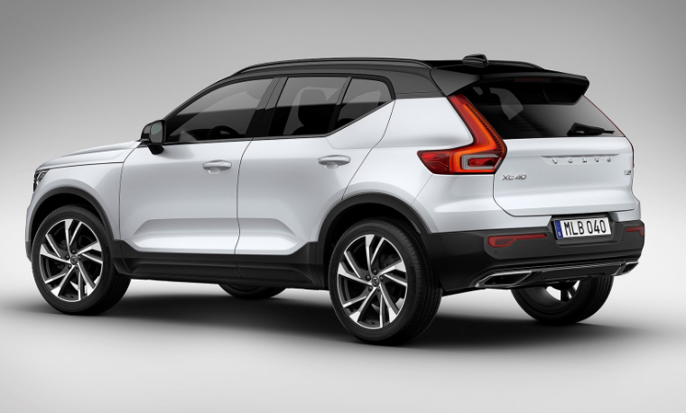 2021 Volvo XC40 US Release Date