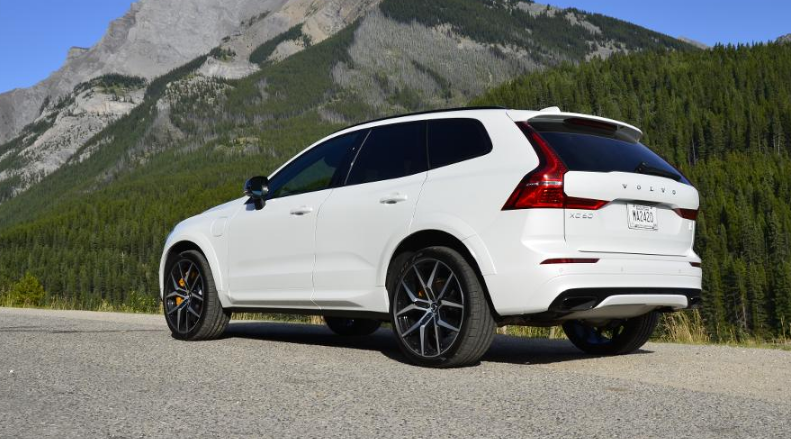 2021 Volvo XC60 T5 Release Date