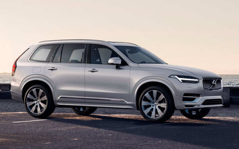 2021 Volvo XC60 T6 Release Date