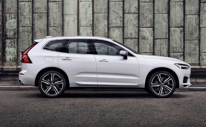 2021 Volvo XC60 Towing Capacity Release Date