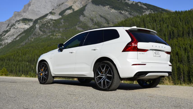 Volvo XC60 Facelift 2021 Release Date